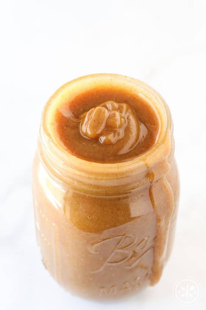 3 Ingredient Date Caramel Sauce Recipe-5
