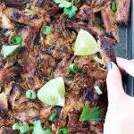 Freezer Friendly Crispy Instant Pot or Slow Cooker Pork Carnitas