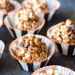 Peanut Butter Chocolate Healthy Popcorn Balls Recipes