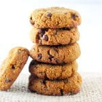 Paleo Pumpkin Chocolate chip Cookies