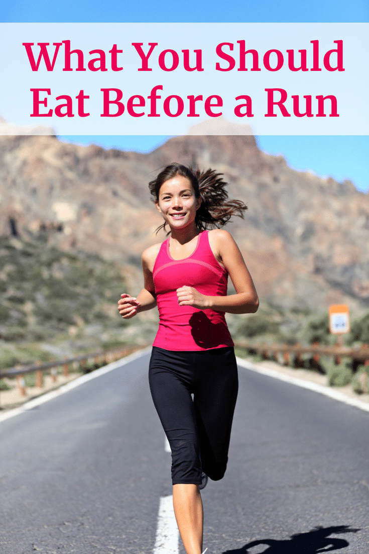 Wondering what to eat before a run?  Find some awesome pre run breakfast ideas in this post!  Whether you're training for your first half marathon or have been racing for years, sports nutrition (and especially the pre run meal) can be key for performance.  #fitness #running #nutrition #breakfast