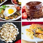 Christmas Breakfast Recipe Roundup