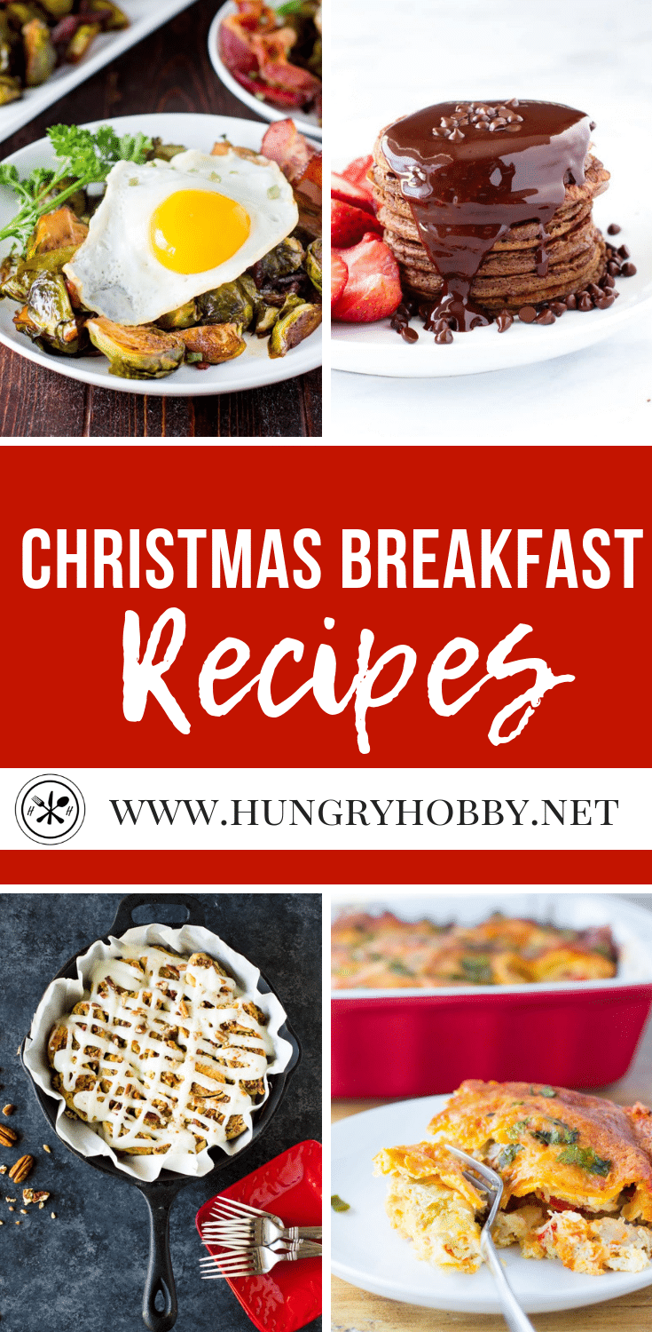 Looking for something gluten-free and at least semi-healthy to serve your family on Christmas morning? From savory to sweet this list has you covered!