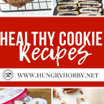Healthy Cookie Recipe Round Up