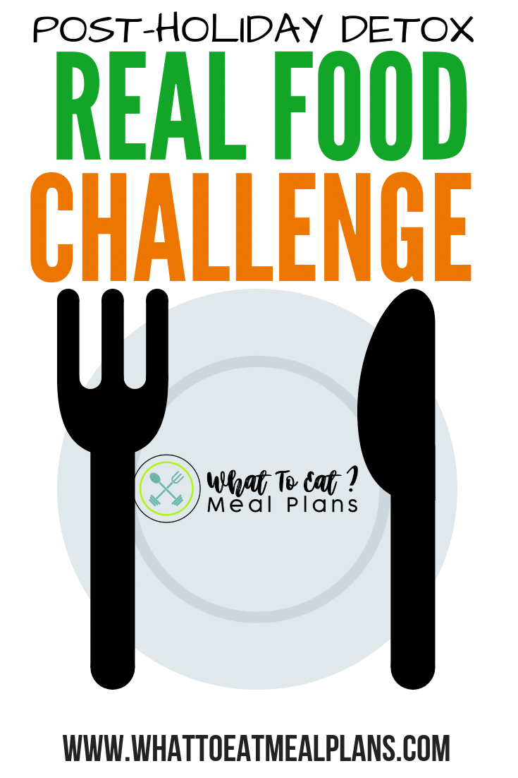 You don't actually need extreme measures that cut out a million foods to detox! Instead, what you need to do is eat moreof the right foods, REAL FOODS!