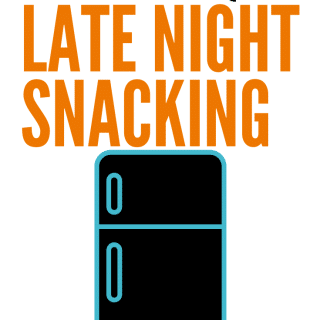 quit late night snacking