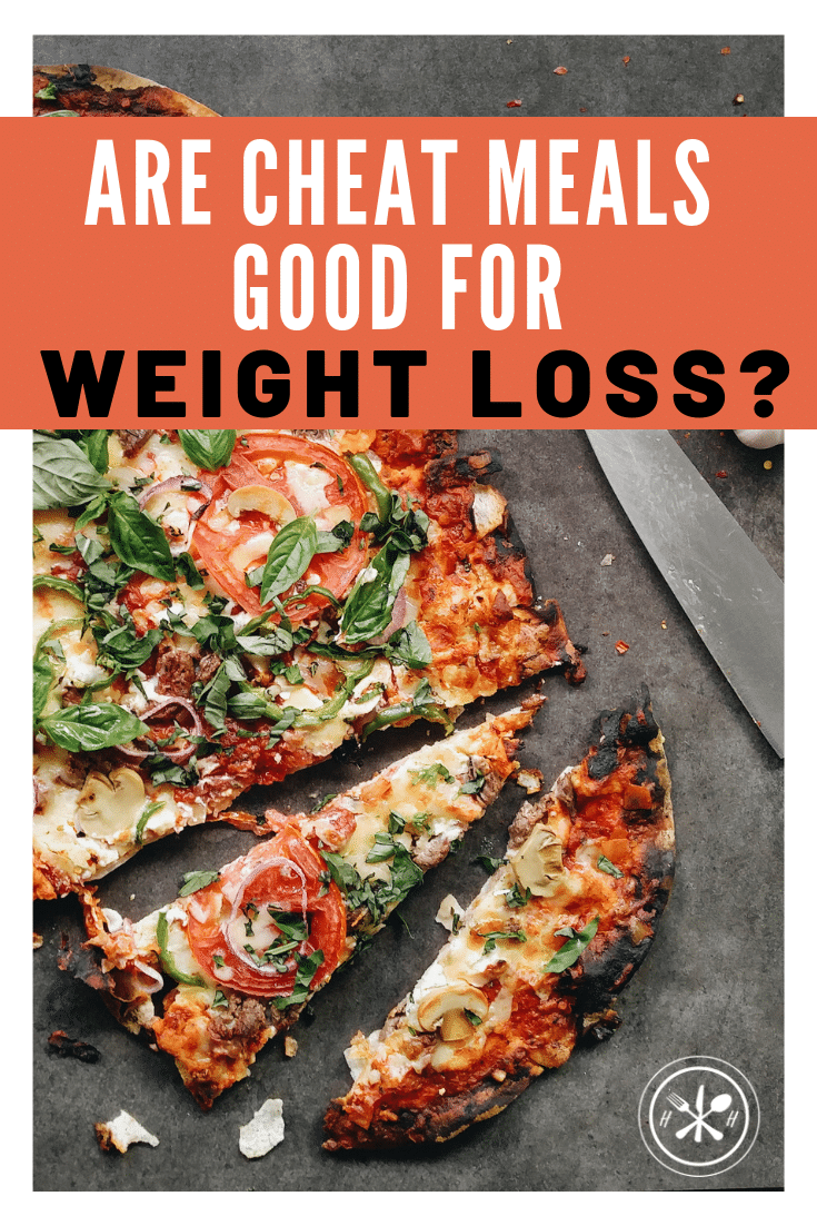 Whether or not cheat meals are actually good for weight loss depends on one thing and it's probably not what you would think.   #weightloss #nutrition #dietitian #weightlosstips #healthyeating #healthyliving #cleaneating #cheatmeals