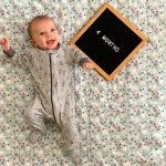 Dear Baby K – 4 Months
