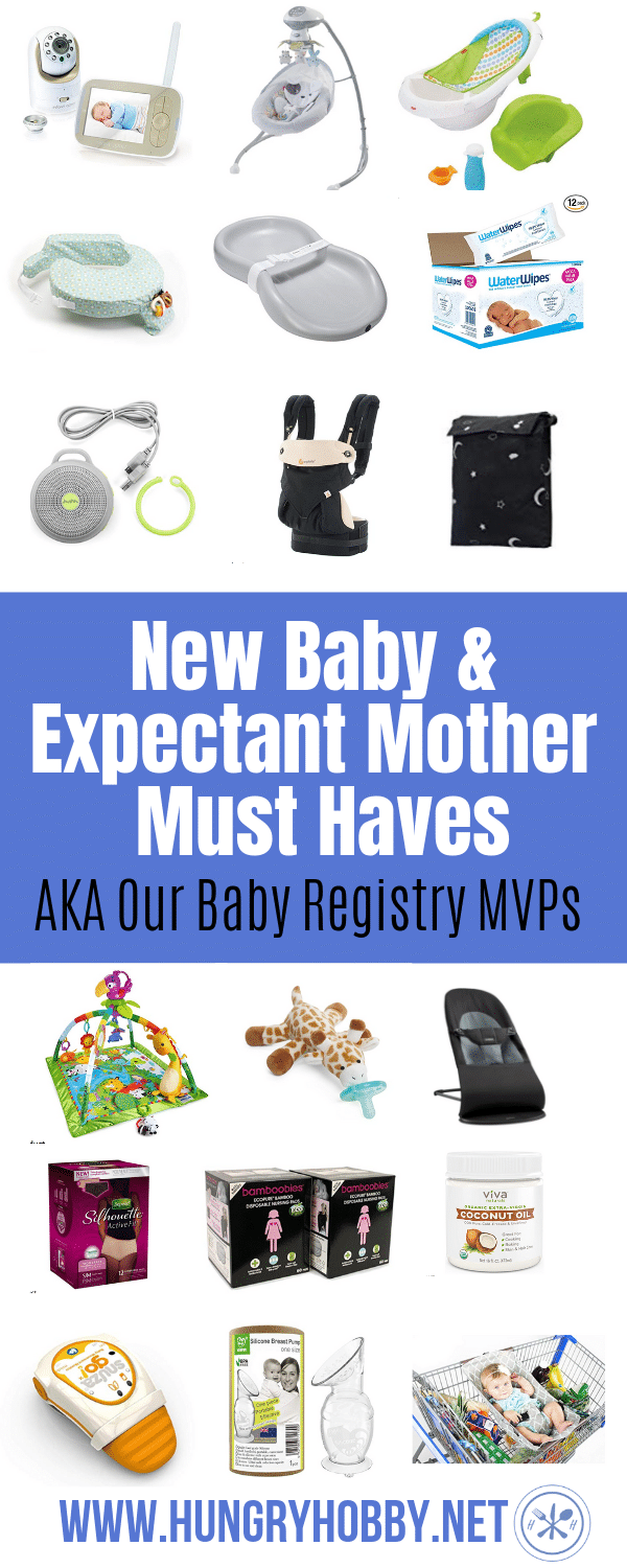 new baby and expectant mother must haves