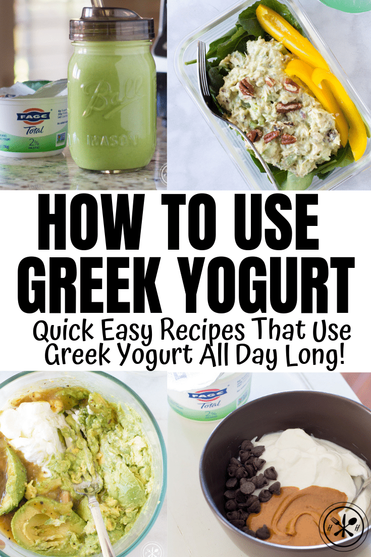 greek yogurt in recipes
