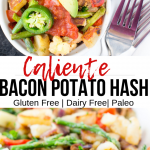 jalapeno bacon potato hash
