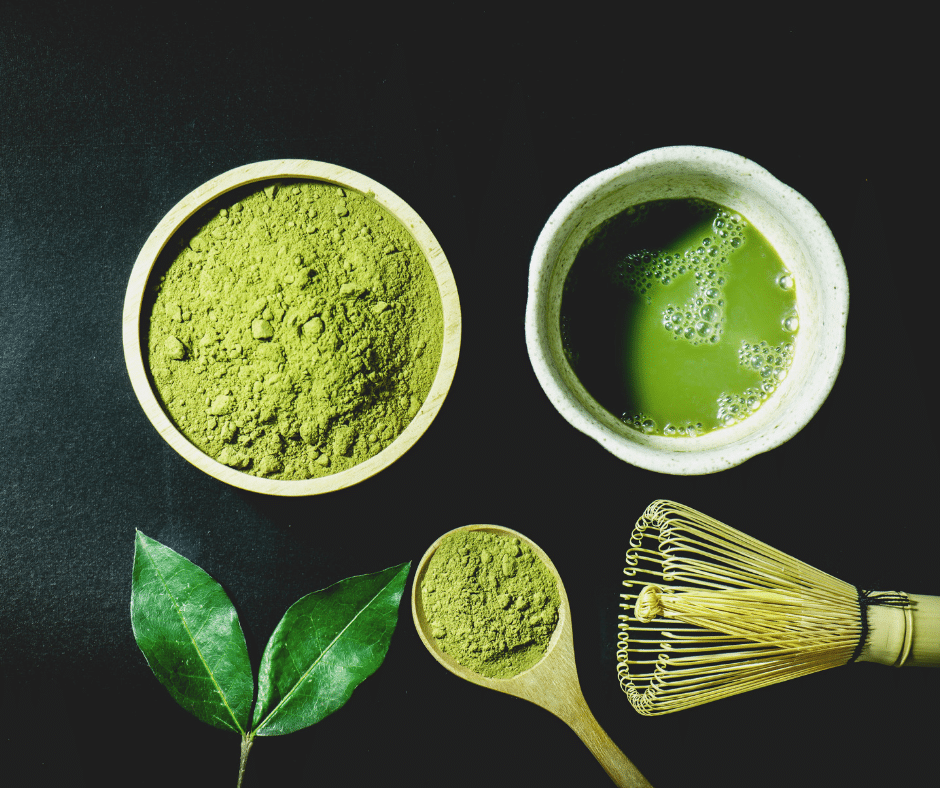 matcha super powder health benefits