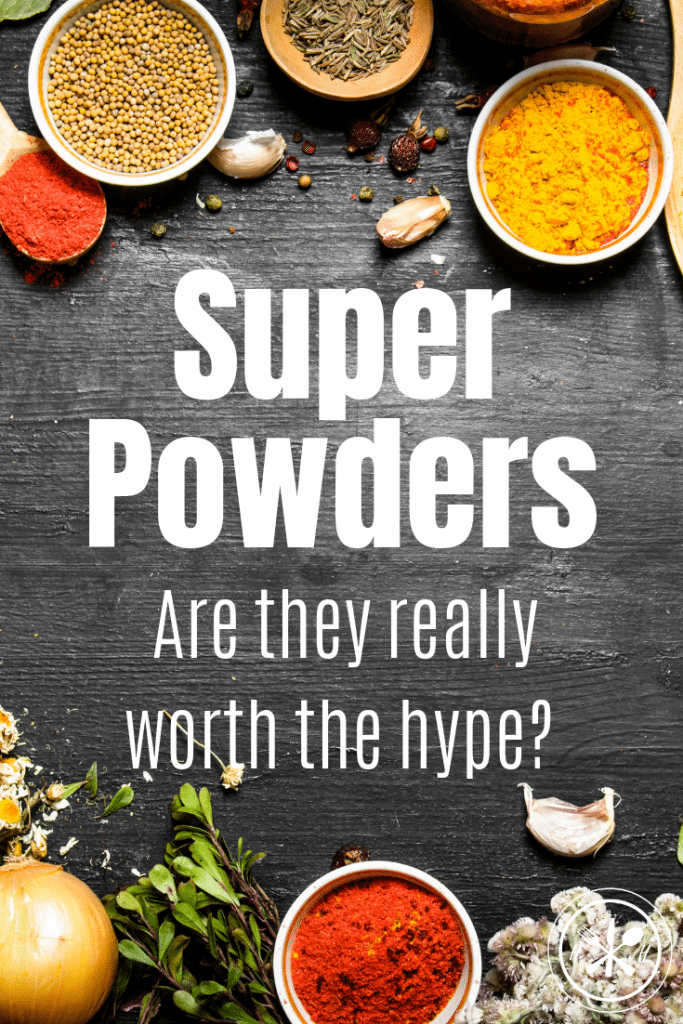 are super powders healthy?