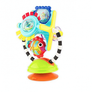 suction high chair toy