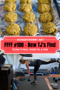 A Dietitians round up of eats from the week and workouts. As well as my favorite finds of the week from health to home decorating and baby care. New trader joes find and workout