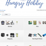 Amazon Influencer Storefront Registered Dietitian Kelli Shallal Hungry Hobby
