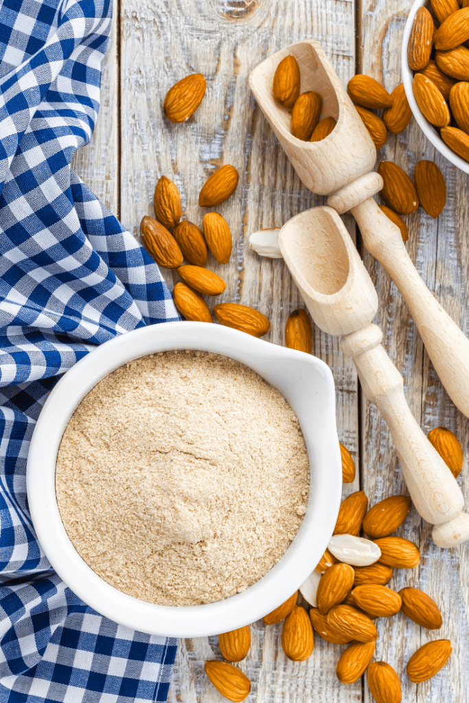 15 Delicious Almond Flour Recipes To Try from breakfast to dessert this round up covers 15 delicious ways to use up that bag of almond flour faster than you ever though you could!