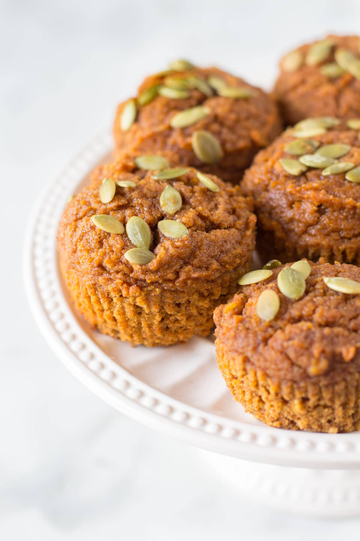 Healthy Pumpkin Muffins Hungry Hobby