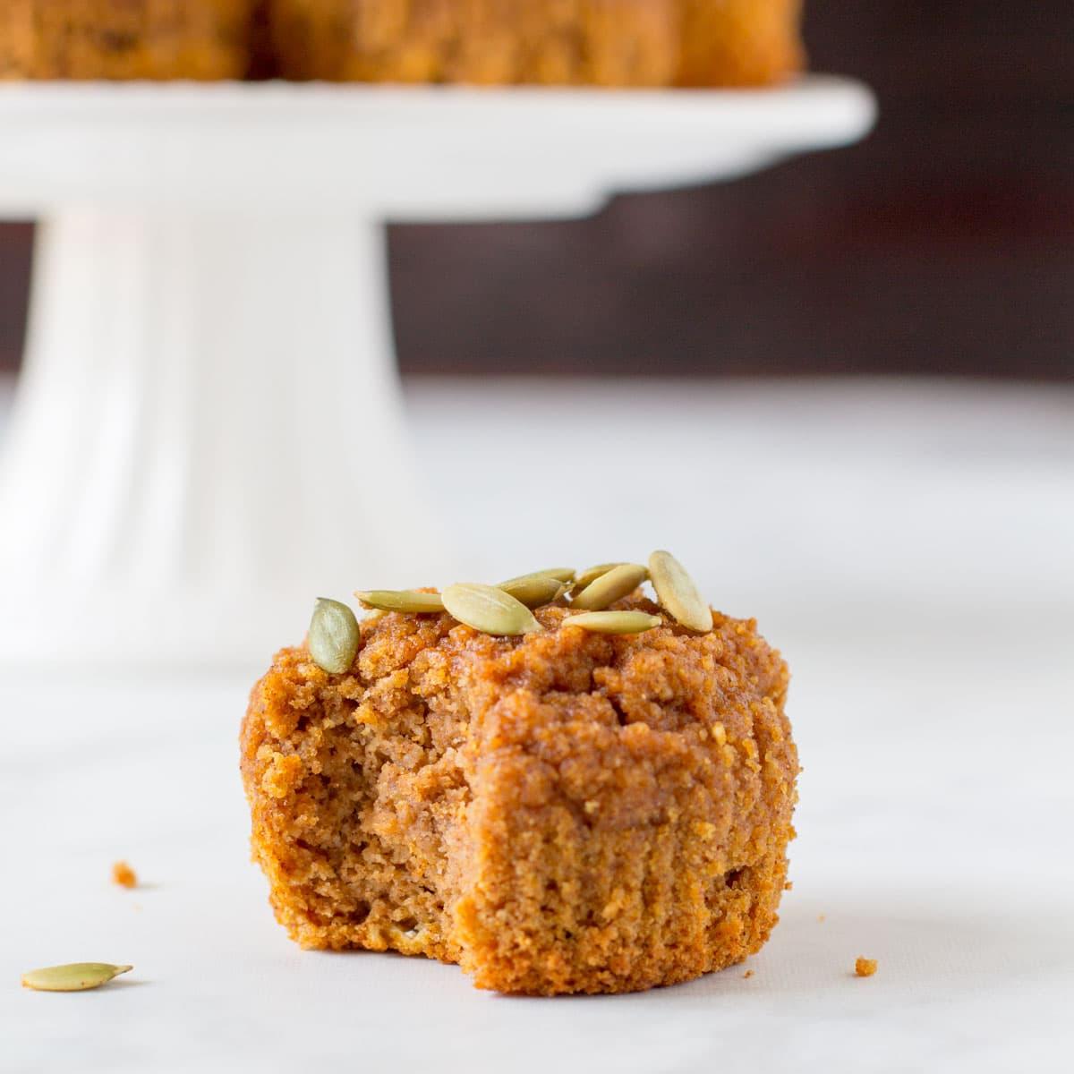 pumpkin muffins healthy