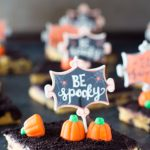 pumpkin patch Halloween cookies recipe