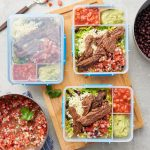 steak burrito bowls