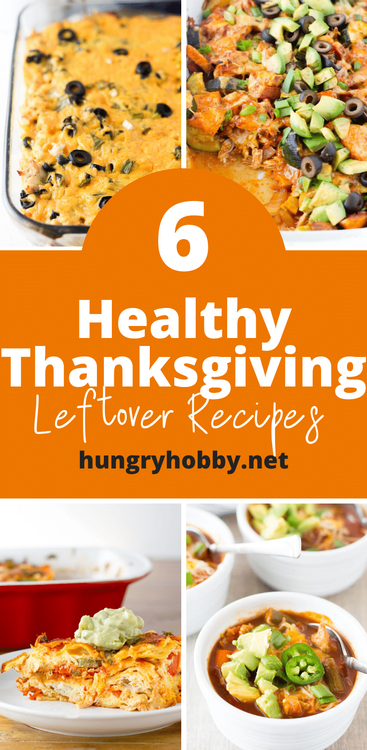 healthy thanksgiving leftover recipes
