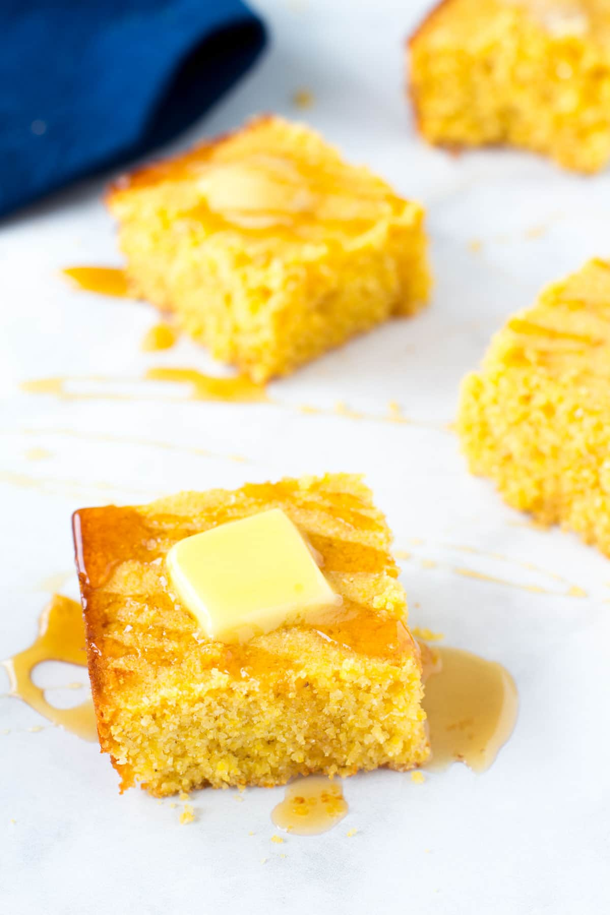 healthy cornbread recipe photo