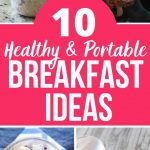 portable healthy breakfast ideas