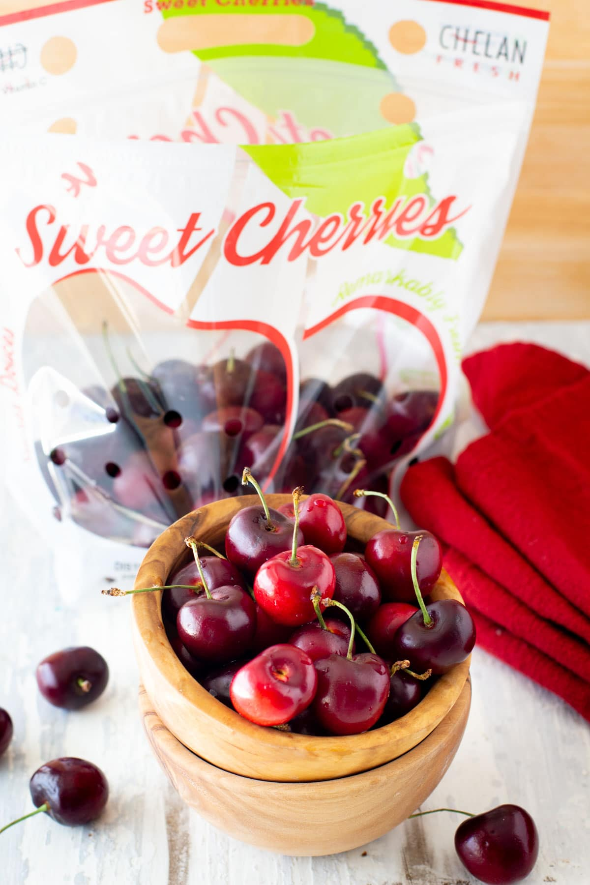 cherries chelan fresh