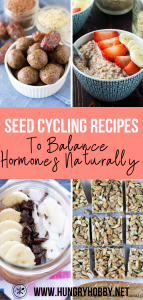 seed cycling recipes