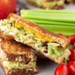 healthy tuna melt