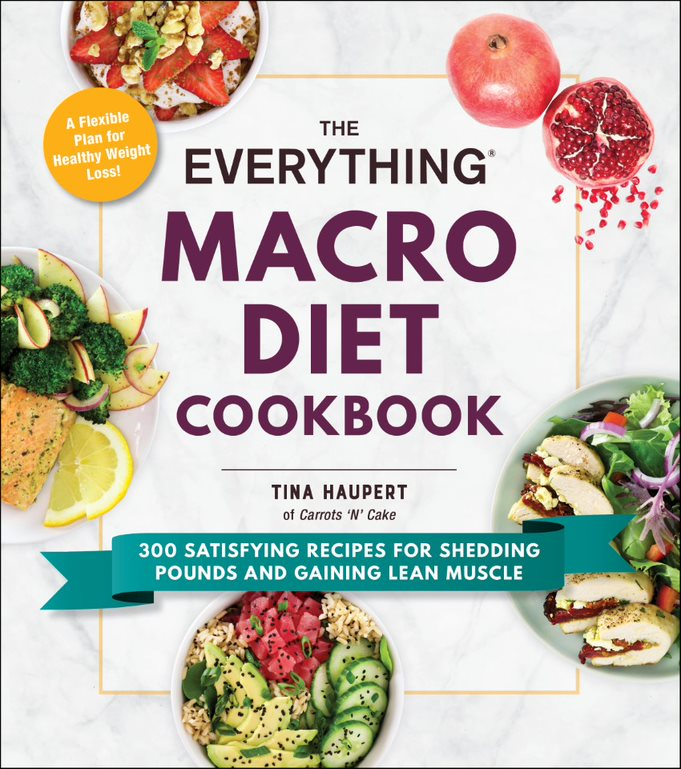 everything marcro diet cookbook cover
