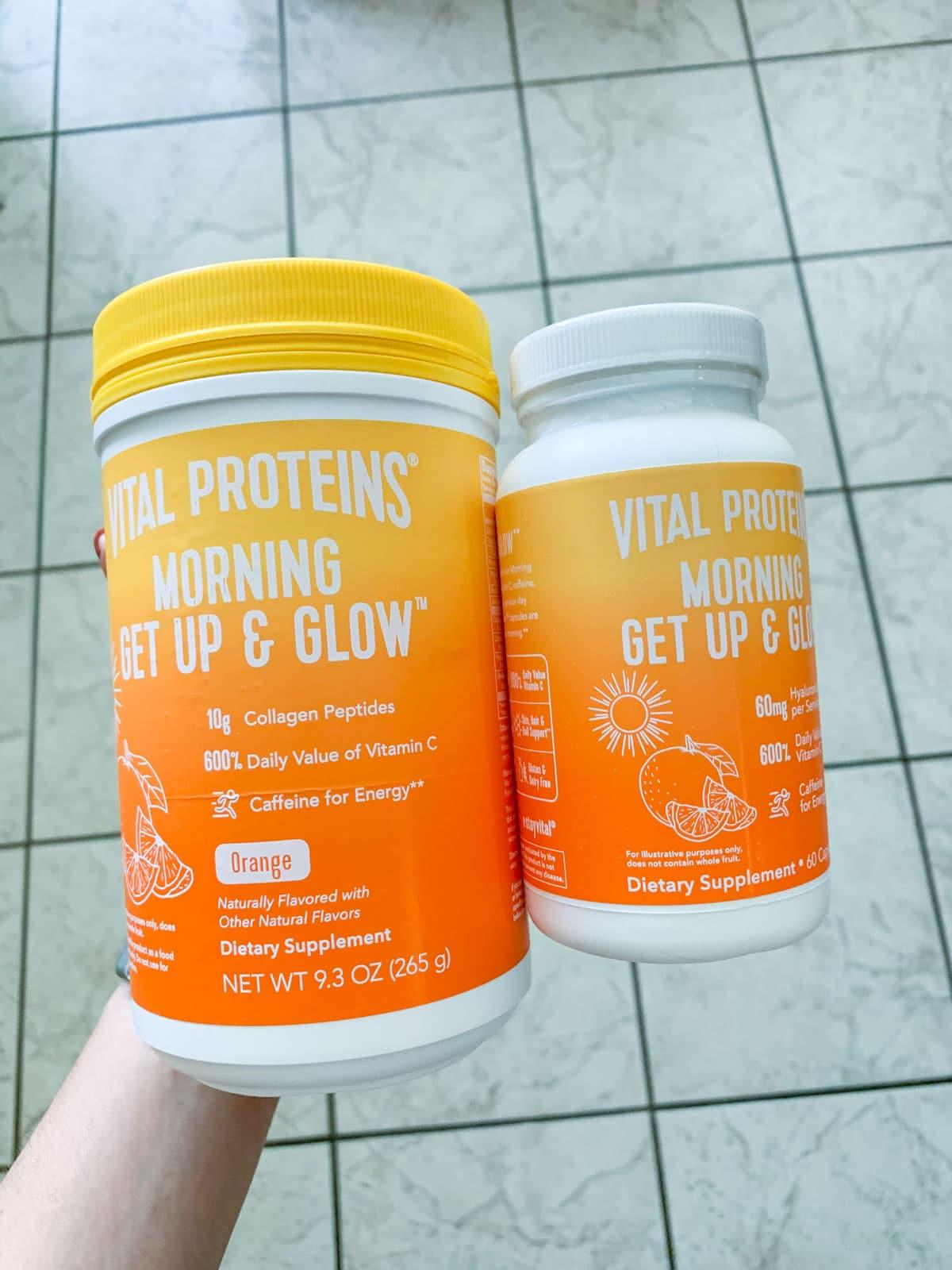 vital proteins glow