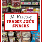 healthy trader joe's snacks