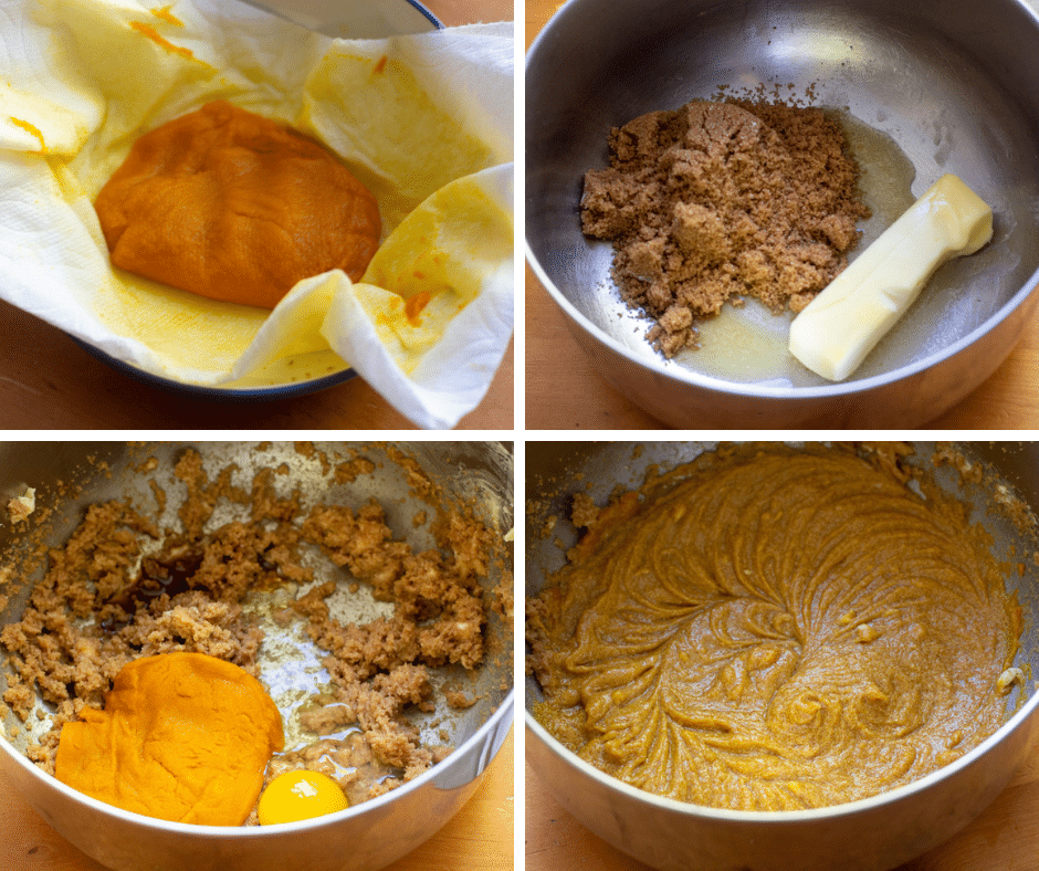 how to make healhty pumpkin cookies