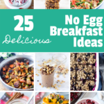 pin healthy breakfast recipes collage of photos