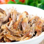 3-ingredient pulled pork instant pot recipe