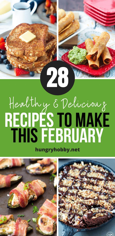 february recipes pin