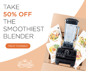 smoothie box blender giveaway